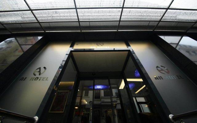 Kadikoy As Albion Hotel Турция, Стамбул - отзывы, цены и фото номеров - забронировать отель Kadikoy As Albion Hotel онлайн вид на фасад