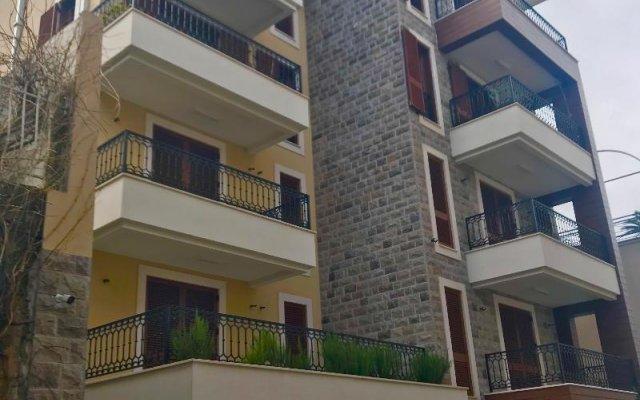 Отель Spaska Черногория, Будва - отзывы, цены и фото номеров - забронировать отель Spaska онлайн вид на фасад