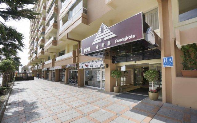 Hotel Pyr Fuengirola вид на фасад