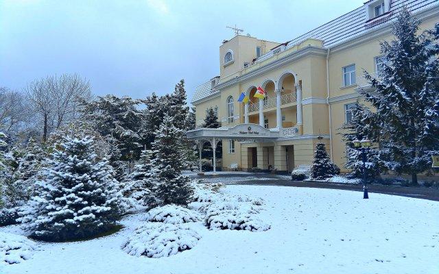 Гостиница Палас Дель Мар Одесса вид на фасад