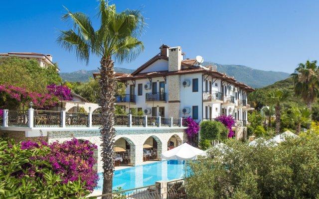 Amphora Hotel Турция, Патара - отзывы, цены и фото номеров - забронировать отель Amphora Hotel онлайн вид на фасад