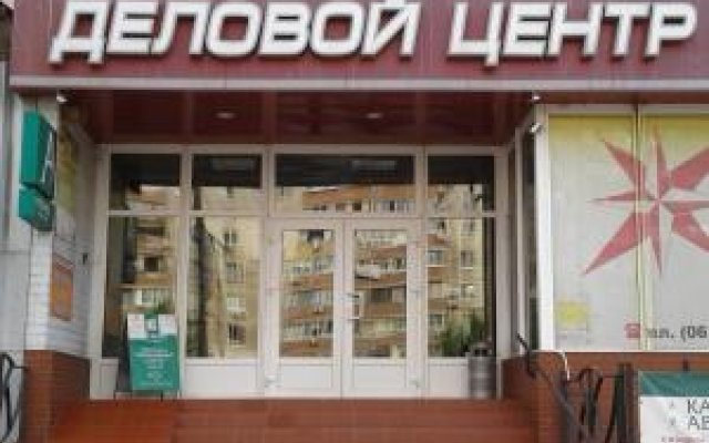 Гостиница Mini Gostinitsa DTS Yuzhniy Украина, Запорожье - отзывы, цены и фото номеров - забронировать гостиницу Mini Gostinitsa DTS Yuzhniy онлайн вид на фасад