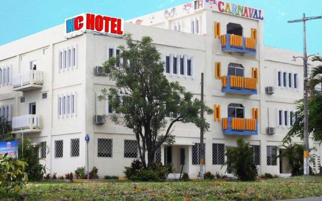 Hotel Carnaval вид на фасад