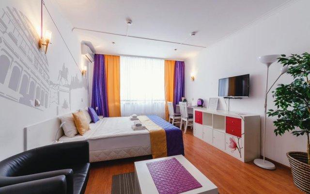 Мини-Отель Rational комната для гостей