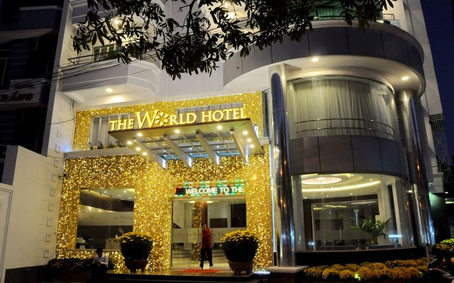 The World Hotel Nha Trang вид на фасад