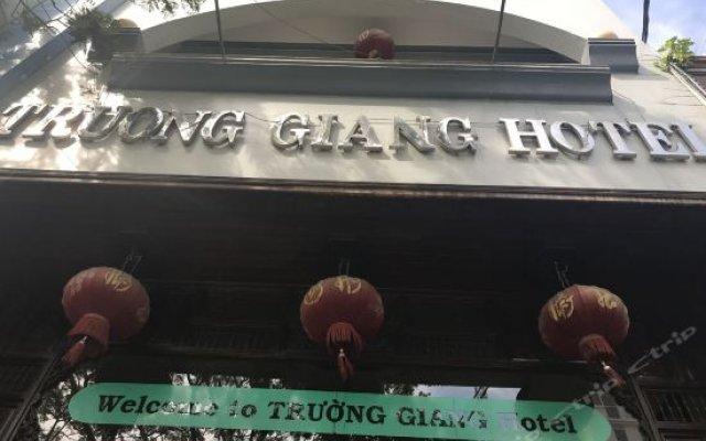 Отель Truong Giang Hotel Вьетнам, Хюэ - отзывы, цены и фото номеров - забронировать отель Truong Giang Hotel онлайн вид на фасад