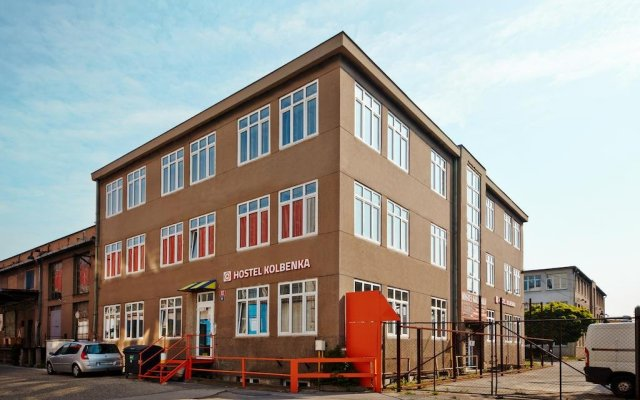 Hostel Kolbenka вид на фасад