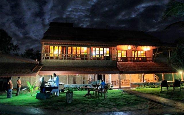 Отель Anjayu Villa - The House Of Ayurveda вид на фасад