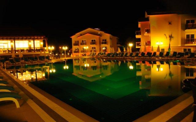 Marcan Resort Hotel Турция, Олудениз - отзывы, цены и фото номеров - забронировать отель Marcan Resort Hotel - All Inclusive онлайн вид на фасад
