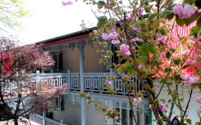 Meilu Hotel (Lushan Xiangshanyuan) вид на фасад