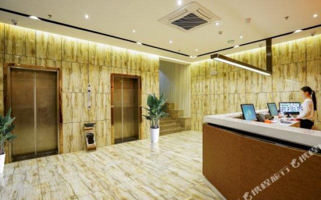 Отель Borui 23:59 Apartment Китай, Гуанчжоу - отзывы, цены и фото номеров - забронировать отель Borui 23:59 Apartment онлайн