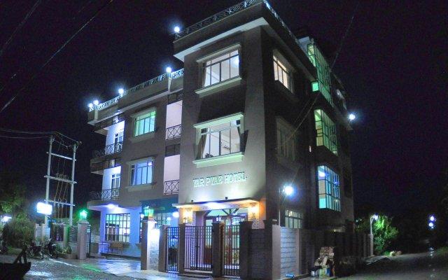 Yar Pyae Hotel вид на фасад