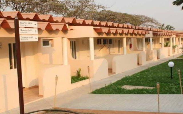 Mulemba Resort Hotel вид на фасад