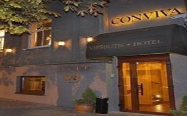 Отель Conviva