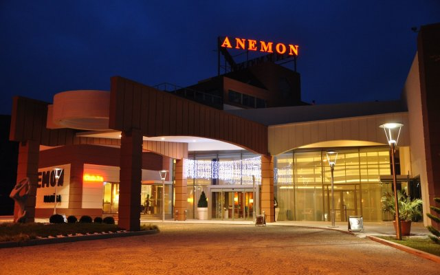 Anemon Hotel Manisa вид на фасад