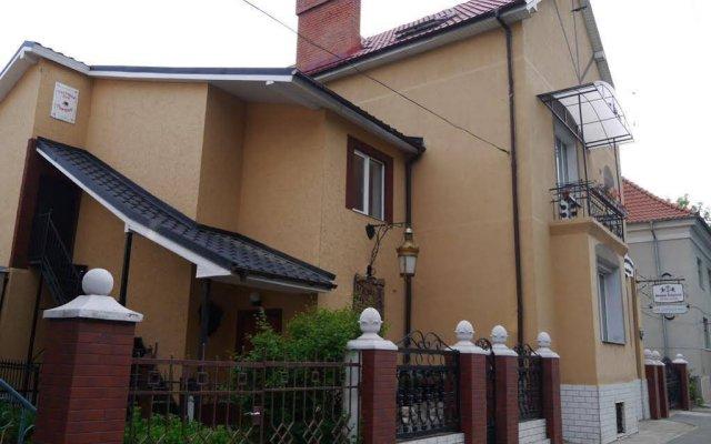 Гостевой Дом Генерал Калининград вид на фасад