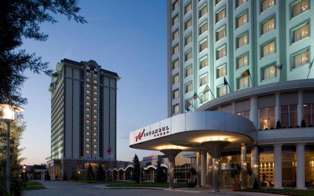 WOW Istanbul Hotel Турция, Стамбул - 4 отзыва об отеле, цены и фото номеров - забронировать отель WOW Istanbul Hotel онлайн вид на фасад