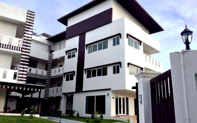 Отель Siray House вид на фасад