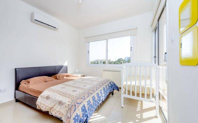 Отель Villa Atlas Кипр, Протарас - отзывы, цены и фото номеров - забронировать отель Villa Atlas онлайн комната для гостей