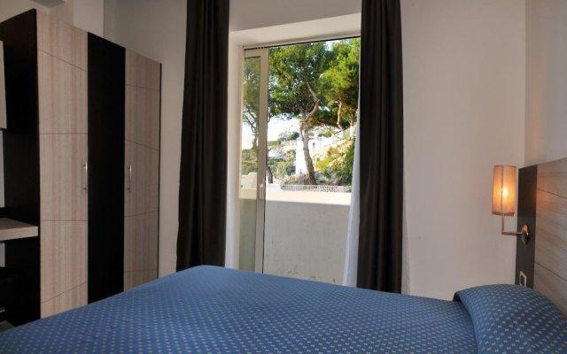 Morcavallo Hotel & Wellness комната для гостей