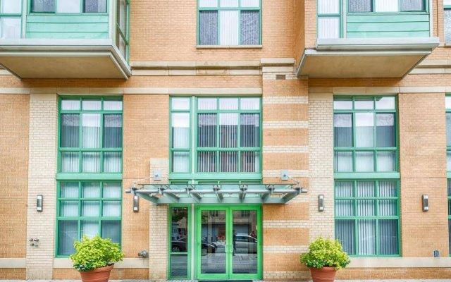Отель Verizon Center Pad США, Вашингтон - отзывы, цены и фото номеров - забронировать отель Verizon Center Pad онлайн вид на фасад