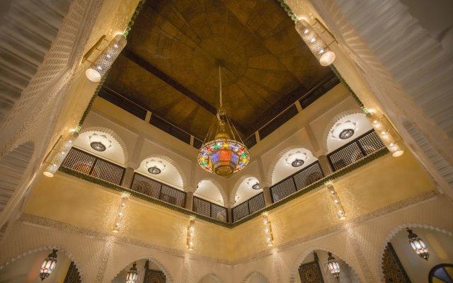 Отель Dar Si Aissa Suites & Spa Марокко, Марракеш - отзывы, цены и фото номеров - забронировать отель Dar Si Aissa Suites & Spa онлайн вид на фасад
