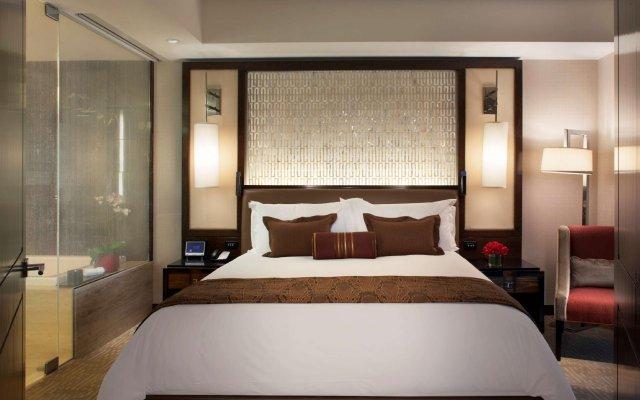 Отель Waldorf Astoria Las Vegas комната для гостей