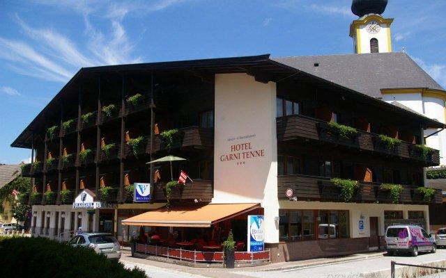 Отель Garni Tenne Австрия, Зёлль - отзывы, цены и фото номеров - забронировать отель Garni Tenne онлайн вид на фасад