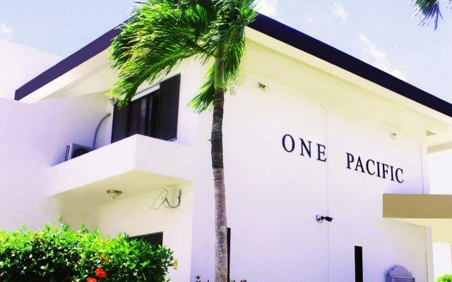 One Pacific Hotel вид на фасад