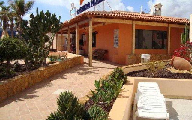 Отель Castillo Playa вид на фасад