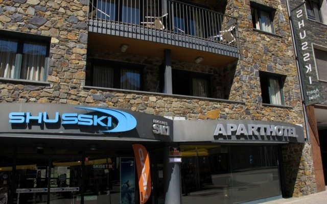Aparthotel Shusski 0