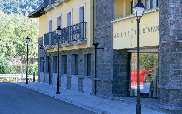 Hotel Acevi Val d'Aran вид на фасад