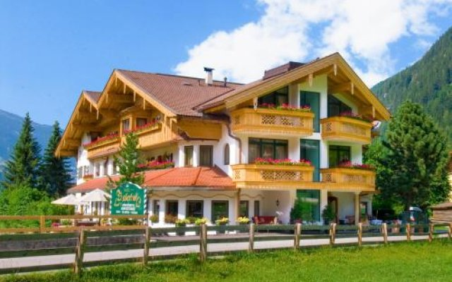 Отель Apparthotel Thalerhof вид на фасад