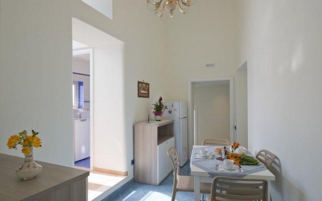 Отель Blu Rose комната для гостей