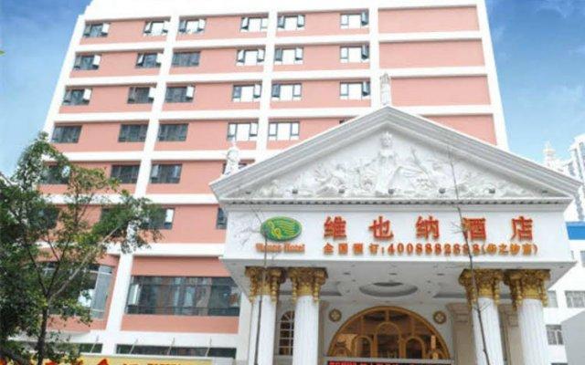 Отель Vienna International Xinzhou Шэньчжэнь вид на фасад