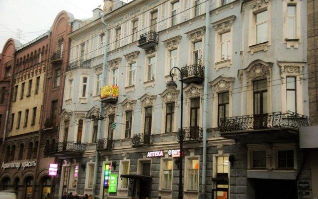 Гостиница Атмосфера на Каменноостровском 43 в Санкт-Петербурге 6 отзывов об отеле, цены и фото номеров - забронировать гостиницу Атмосфера на Каменноостровском 43 онлайн Санкт-Петербург вид на фасад