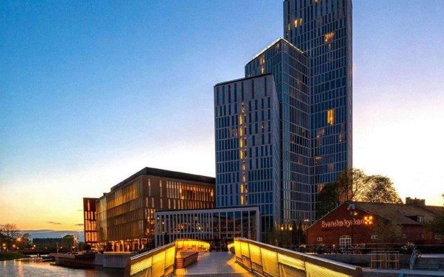 Отель Clarion Hotel & Congress Malmö Live Швеция, Мальме - отзывы, цены и фото номеров - забронировать отель Clarion Hotel & Congress Malmö Live онлайн вид на фасад