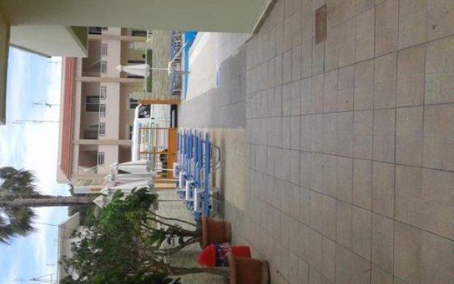 Esmeralda Hotel вид на фасад