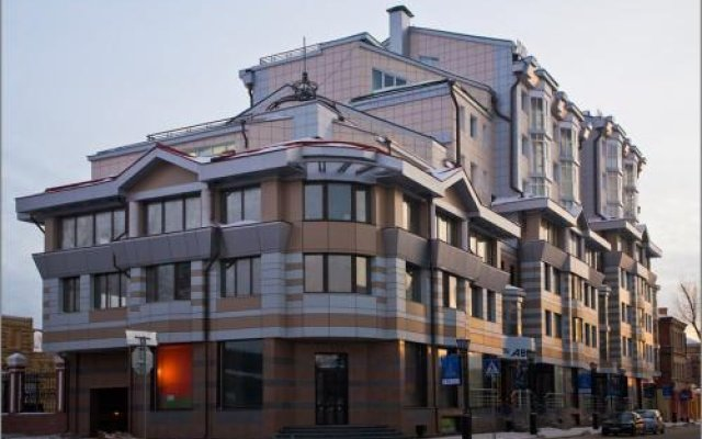 Апартаменты Savoys Apartments Иркутск вид на фасад