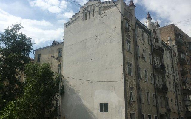 Отель Barista Bed&Breakfast Москва вид на фасад