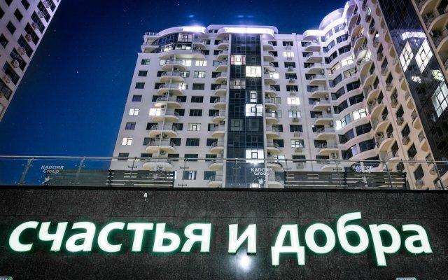 Апартаменты 12th Floor Apartments Одесса вид на фасад