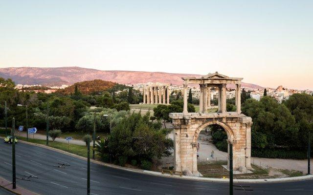 Отель Acropolis Luxury Suite Греция, Афины - отзывы, цены и фото номеров - забронировать отель Acropolis Luxury Suite онлайн вид на фасад