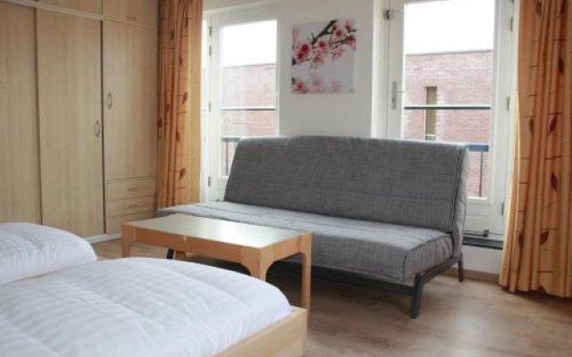 Отель Floriande Bed & Breakfast Нидерланды, Хофддорп - отзывы, цены и фото номеров - забронировать отель Floriande Bed & Breakfast онлайн комната для гостей
