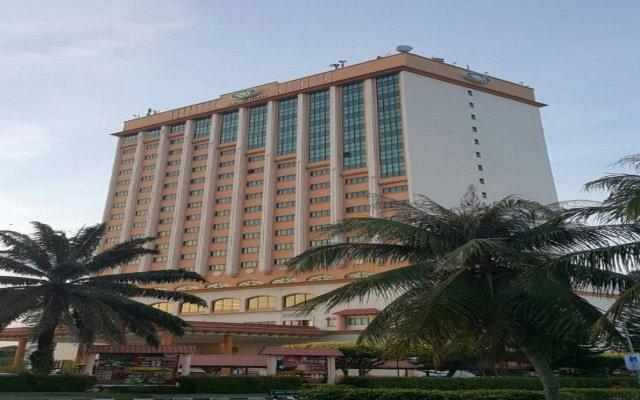 Отель Sunway Hotel Seberang Jaya Малайзия, Себеранг-Джайя - отзывы, цены и фото номеров - забронировать отель Sunway Hotel Seberang Jaya онлайн вид на фасад