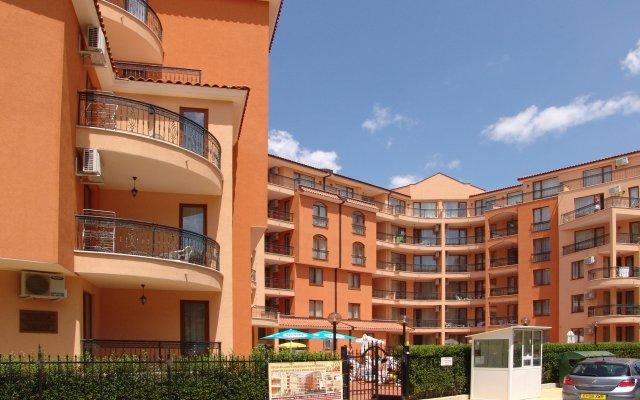 Отель Efir II Болгария, Солнечный берег - отзывы, цены и фото номеров - забронировать отель Efir II онлайн парковка