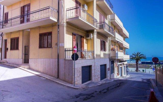 Апартаменты CaseSicule Lentisco Поццалло вид на фасад