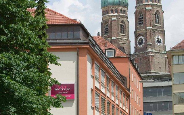 Mercure Hotel München Altstadt