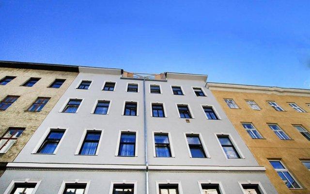 Отель Aurellia Apartments Австрия, Вена - отзывы, цены и фото номеров - забронировать отель Aurellia Apartments онлайн вид на фасад