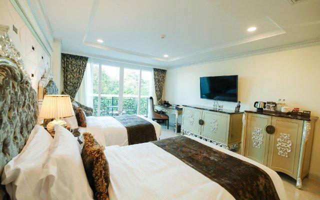 Отель LK Emerald Beach комната для гостей