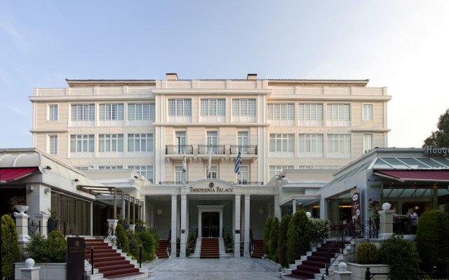 Theoxenia Palace Hotel вид на фасад